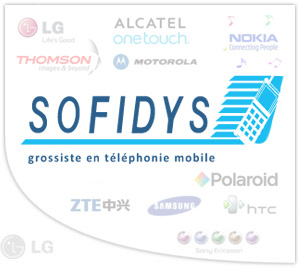 Sofidys, a wholesaler in mobile telephony